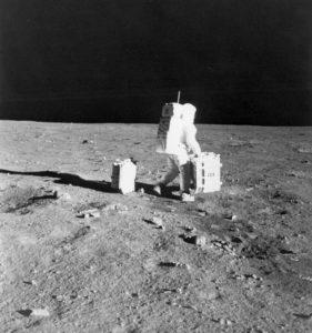 1969 moon walk